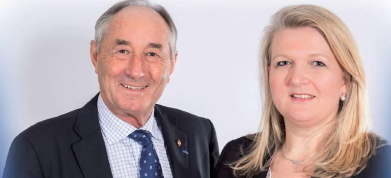 A Villejuif, Michel Monin lance sa campagne de «droite citoyenne»