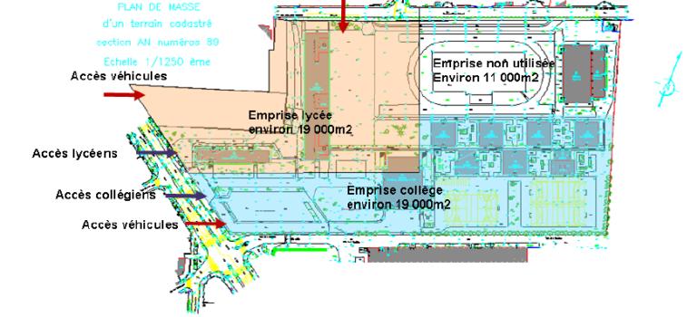 La région vote la reconstruction sur place du lycée Brassens à Villeneuve-le-Roi