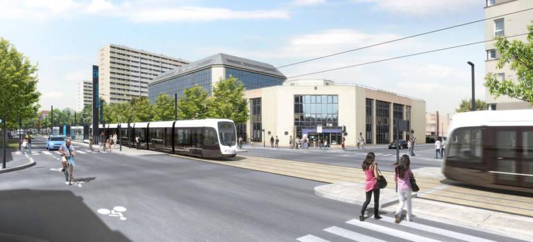Le choix d'une délégation de service public pour exploiter le tramway T9 fait polémique