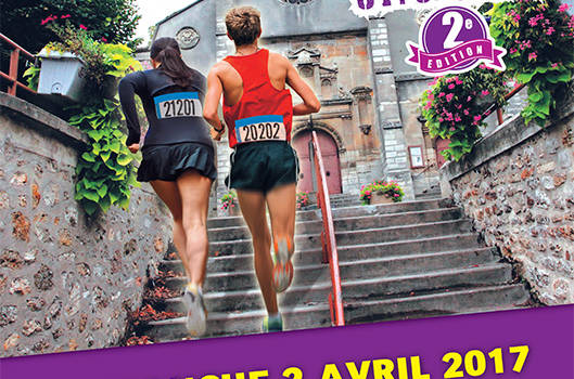 Seconde édition de l'Urban trail à Villeneuve-Saint Georges