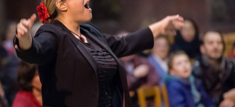 Concert de l'orchestre Coruscant à Valenton