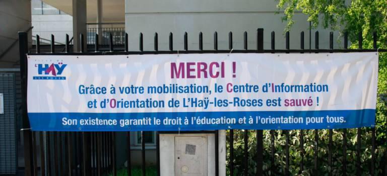 Les 11 CIO du Val-de-Marne sauvés pour la rentrée 2017