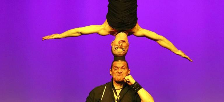 D'eux pour le prix d'un : du cirque acrobatique à Nogent-sur-Marne