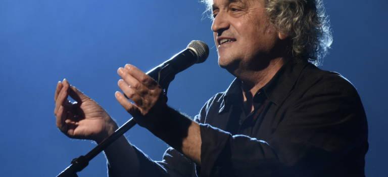 Soirée chansons avec Michel Boutet à la Cigale de Créteil