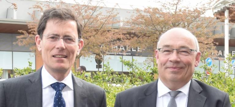 Législatives à L'Haÿ-Fresnes : Bernard Quéau (UDI) se retire au profit de Vincent Jeanbrun (LR)