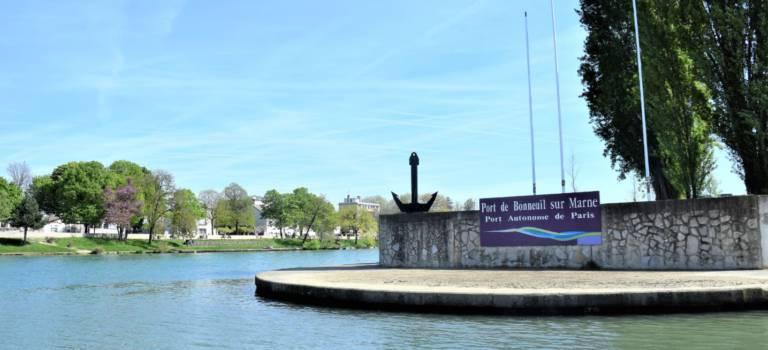 Port de Bonneuil-sur-Marne : des tranchées de la guerre 14 au Grand Paris écolo