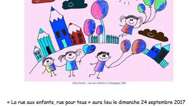 Réunion publique de préparation d'une «Rue aux enfants» à Périgny-sur-Yerres