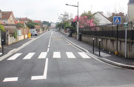 Les bus circulent à nouveau rue Pasteur et avenue du Président-Wilson à Limeil-Brévannes