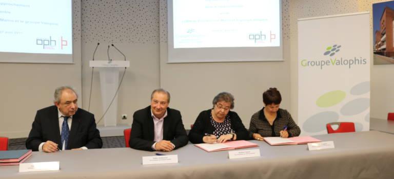 L'OPH de Bonneuil-sur-Marne fusionne avec Valophis Hapitat