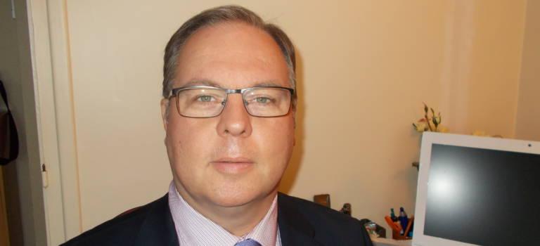 Tony Renault candidat de l'Alliance écologiste indépendante à Fontenay, Saint-Mandé, Vincennes