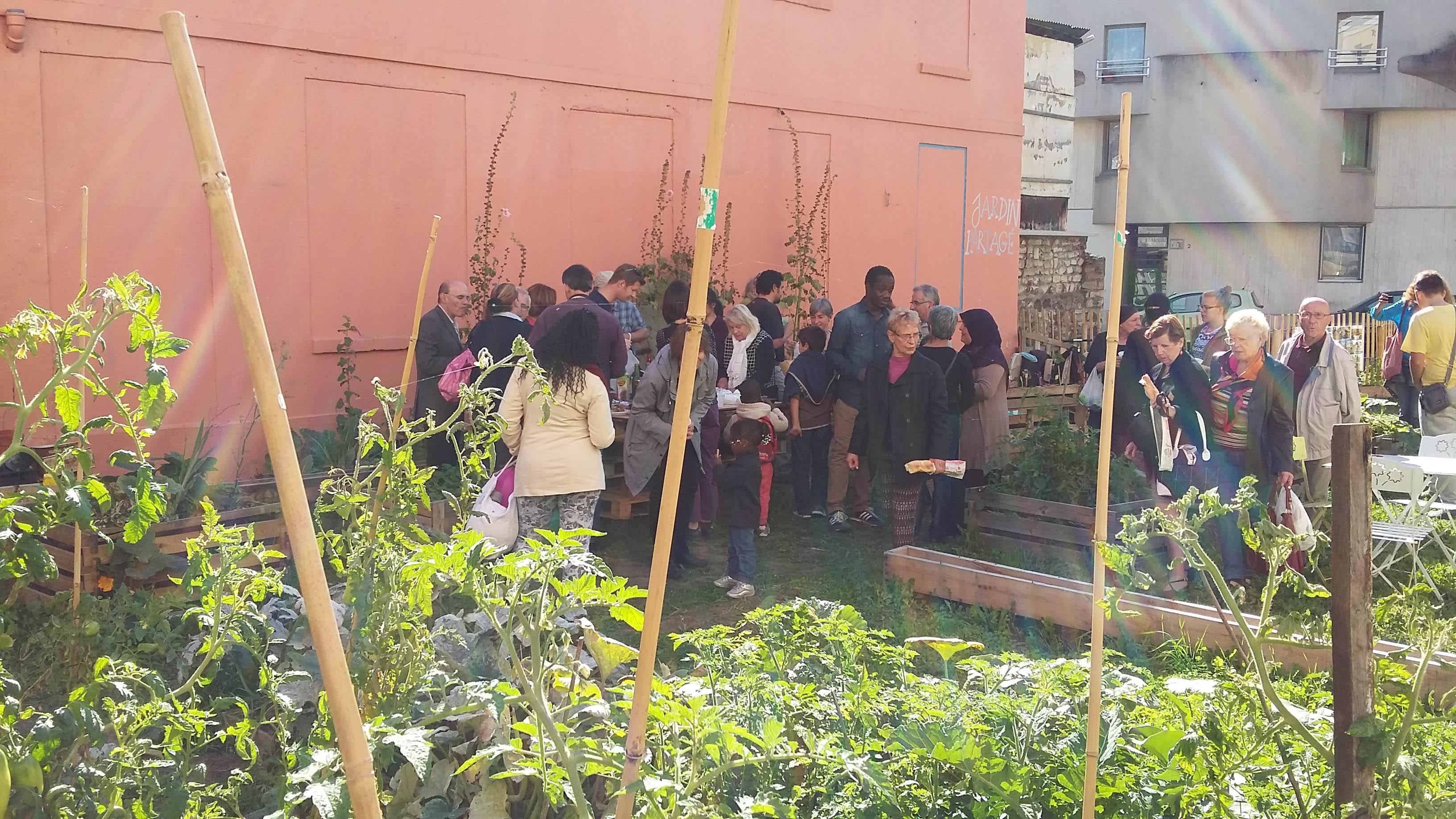 Jardin en po sie arcueil 94 citoyens for Jardin 94 pourcent