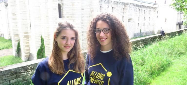 Législatives : Léa Scher défend le parti de la jeunesse à Vincennes