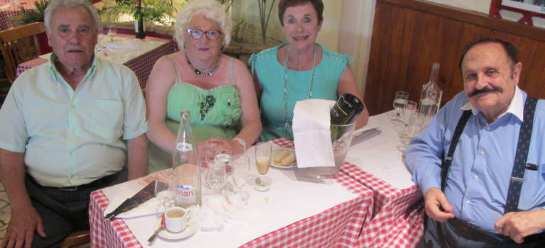 Guinguettes en bord de Marne : les aficionados de chez Gégène au rendez-vous