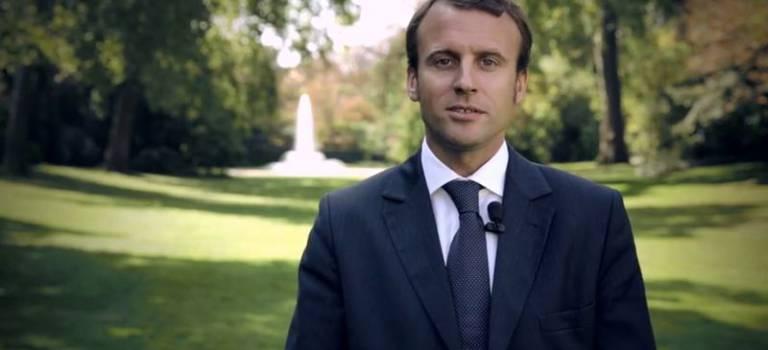 Emmanuel Macron au chevet des sinistrés de Villeneuve-Saint-Georges