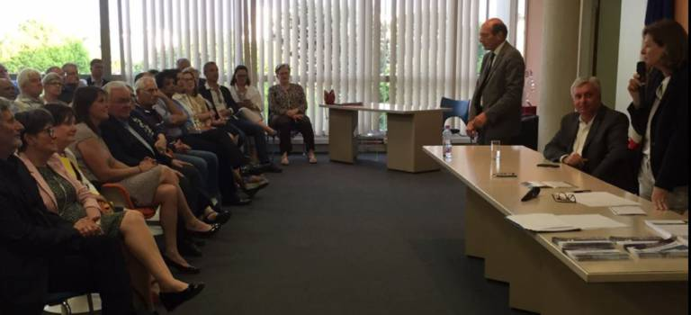 Les législatives en Val-de-Marne à chaud : le bref du 23 mai