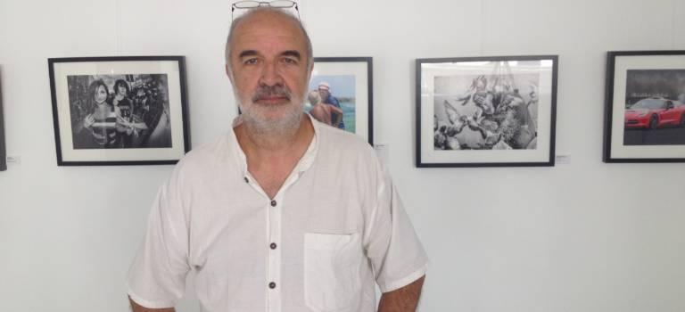 Le photographe Alain Bachellier inaugure la nouvelle galerie Extramuros au Kremlin-Bicêtre