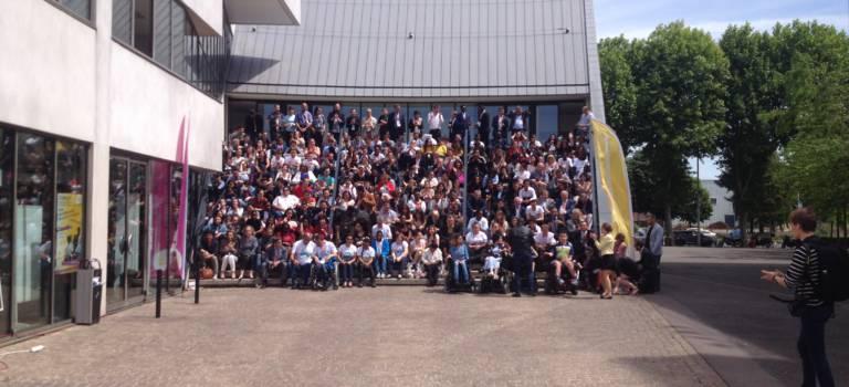 A Nogent-sur-Marne, les collégiens de Montalembert champions de la mini-entreprise