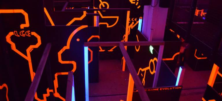 le laser game g ant inaugur cr teil soleil 94 citoyens. Black Bedroom Furniture Sets. Home Design Ideas