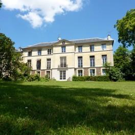 Visite paysagère et sensible du parc de la  Maison d'Art Bernard Anthonioz à Nogent