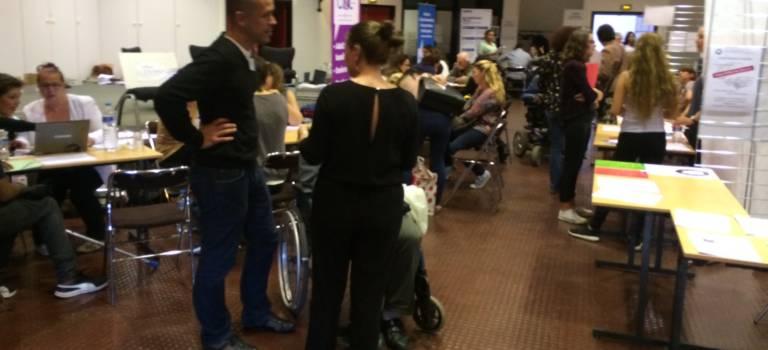 28 000 personnes fréquentent la Maison du handicap du Val-de-Marne (MDPH)