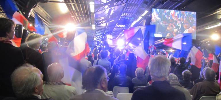 Depuis le bois de Vincennes, Baroin mobilise pour une majorité d'opposition