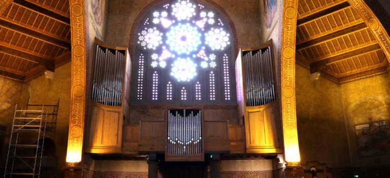 L'église Saint-Louis de Vincennes possède enfin son propre orgue…