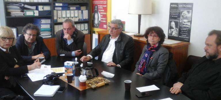 Législatives : les communistes du Val-de-Marne pressent les insoumis de faire cause commune