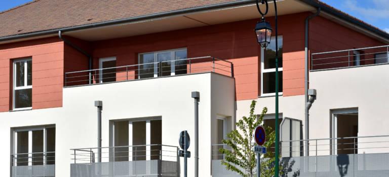 Le domaine du Moulin : une nouvelle résidence sociale pour séniors à Santeny