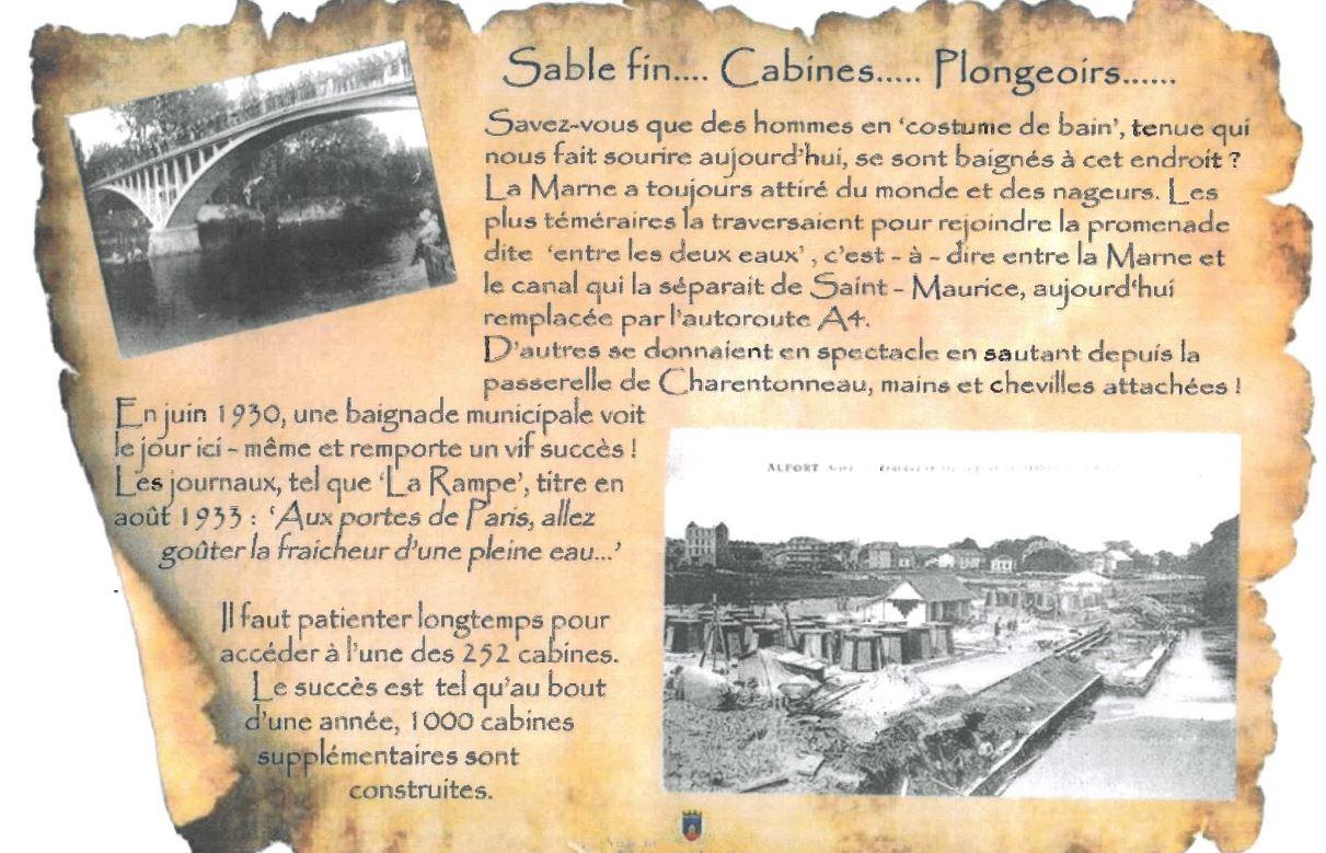 Ville de maisons alfort top glise sainteagns dualfort for Asa maison alfort