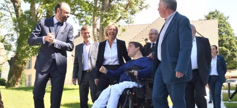 Deuxième visite du nouveau Premier ministre en Val-de-Marne