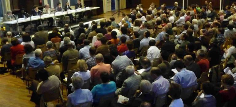 Débat entre candidats aux législatives à Nogent-sur-Marne