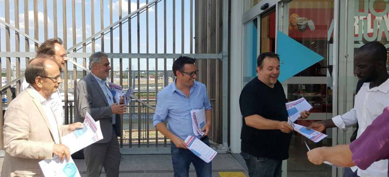 Les législatives en Val-de-Marne à chaud : le bref du 2 juin
