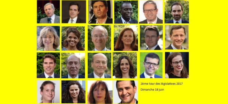 Dernière ligne droite pour les législatives en Val-de-Marne