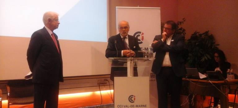 La CCI du Val-de-Marne inaugure son espace de coworking à Créteil