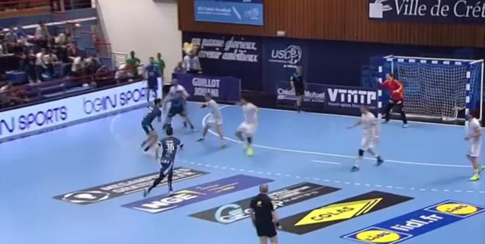 L'US Créteil Handball relégué en deuxième division après une saison difficile
