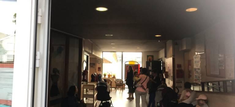 Des parents occupent la maternelle Desnos au Kremlin-Bicêtre