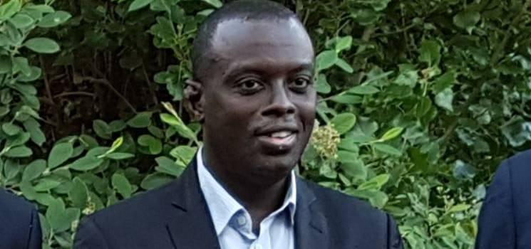 Jean-François Mbaye (LREM) succède à Laurent Cathala à l'Assemblée nationale