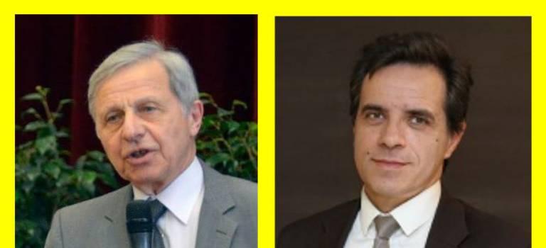 Retour vidéo du débat Frédéric Descrozaille (LREM) – André Kaspi (LR) sur 94 Citoyens