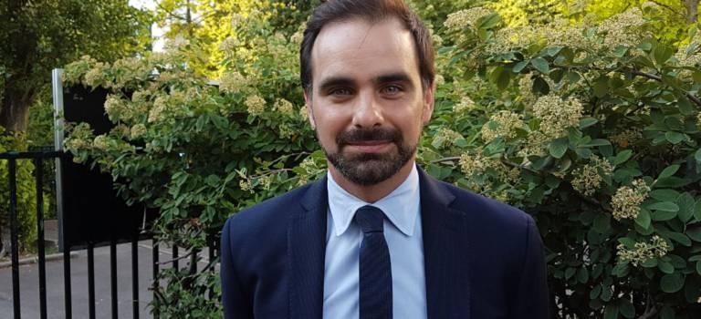 Laurent Saint-Martin (En Marche) élu dans la 3e circo du Val-de-Marne