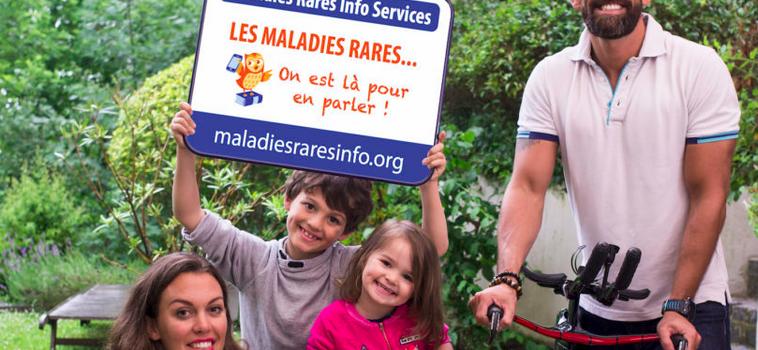 A Bry, David et Amélie multiplient les défis pour lutter contre les maladies rares
