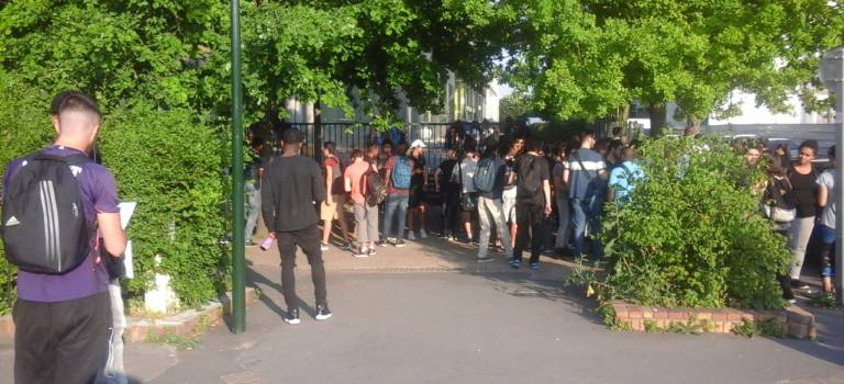 Top départ pour les 50 568 candidats au bac de l'Académie de Créteil
