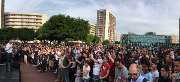 Les législatives en Val-de-Marne à chaud : le bref du 14 juin