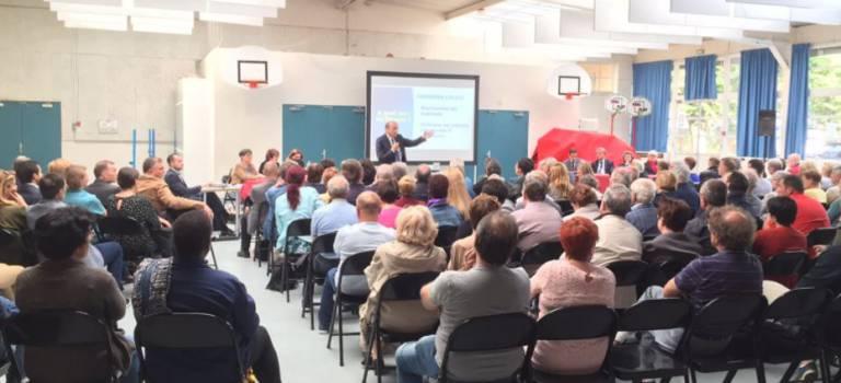 Les législatives en Val-de-Marne à chaud : le bref du 15 juin