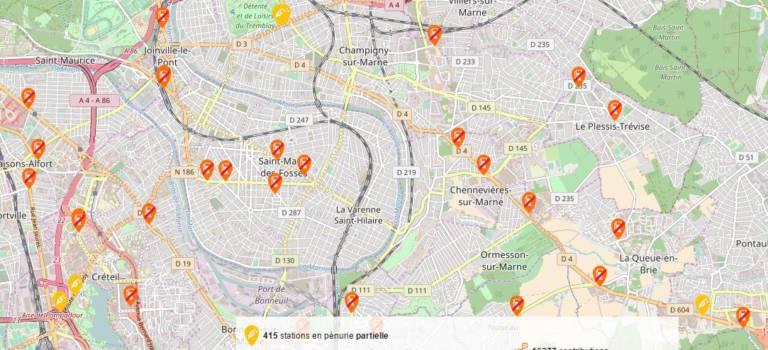panique la pompe une carte collaborative pour trouver de l 39 essence 94 citoyens. Black Bedroom Furniture Sets. Home Design Ideas