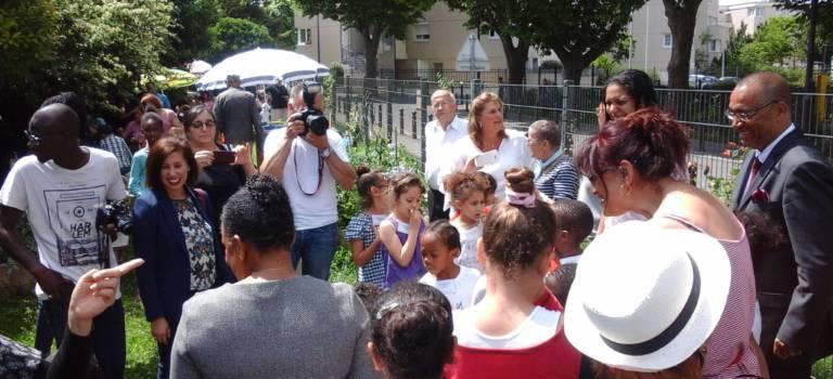 Au cœur du quartier Orly-Calmette, le jardin potager qui fait du bien