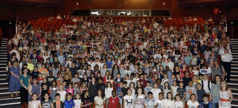 Permis piéton pour les 530 élèves de CE2 à Maisons-Alfort
