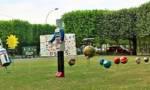 Mystérieuse disparition du robot géant à Ormesson-sur-Marne