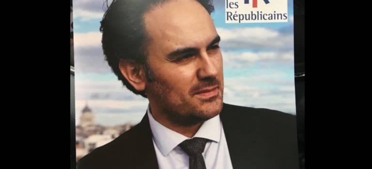 Dissident, Charles Taieb s'octroie le logo LR à Saint-Mandé – Vincennes