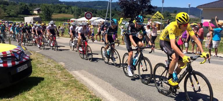 Tour de France dans le Val-de-Marne : détail de l'étape