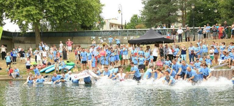 Grand plongeon dans la Marne ce weekend